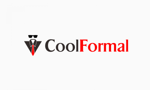 Coolformal - Retail startup name for sale
