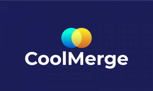 Coolmerge - E-commerce business name for sale