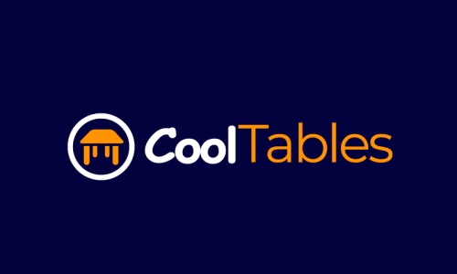 Cooltables - Furniture product name for sale