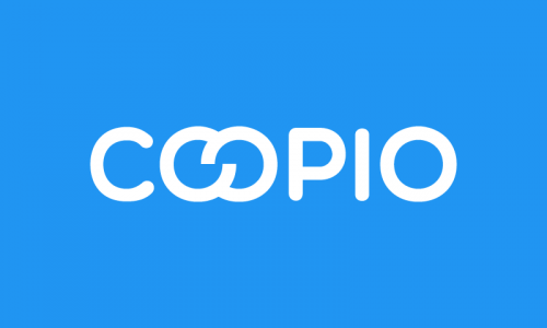 Coopio - Technology startup name for sale