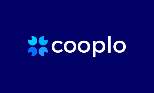 Cooplo - Coworking brand name for sale