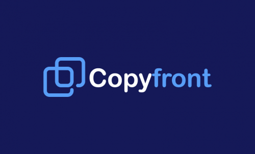 Copyfront - Business startup name for sale