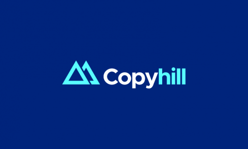 Copyhill - Business brand name for sale