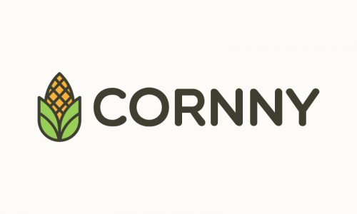 Cornny - Dining startup name for sale