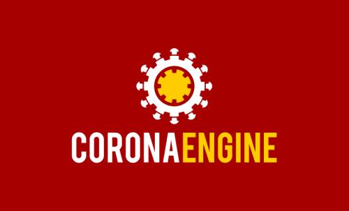 Coronaengine - Health startup name for sale