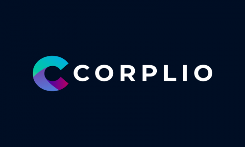 Corplio - Business startup name for sale