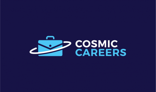 Cosmiccareers - Recruitment business name for sale
