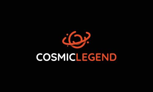 Cosmiclegend - Media startup name for sale