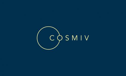 Cosmiv - E-commerce domain name for sale