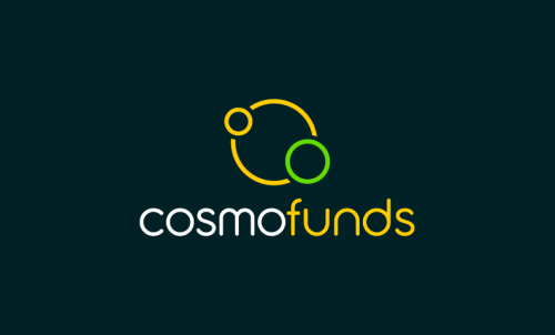Cosmofunds - Fundraising business name for sale