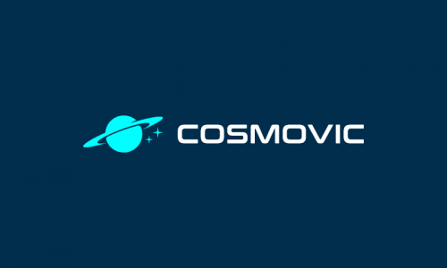 Cosmovic - Media startup name for sale