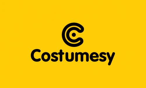 Costumesy - E-commerce brand name for sale