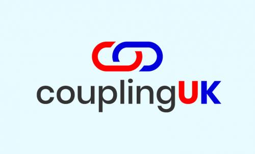 Couplinguk - E-commerce startup name for sale