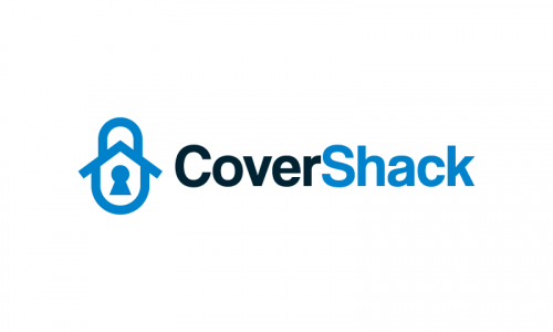 Covershack - Smart home brand name for sale