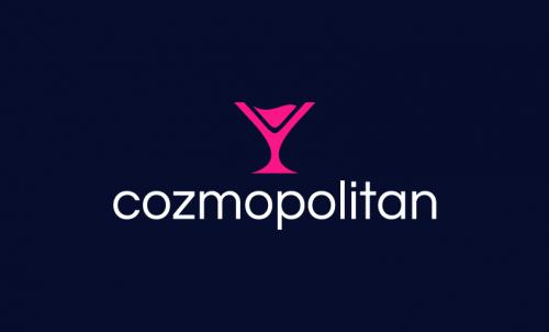 Cozmopolitan - E-commerce domain name for sale