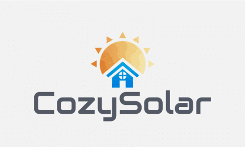 Cozysolar - Power company name for sale