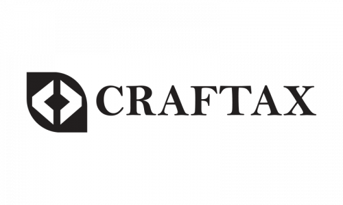Craftax - Modern startup name for sale