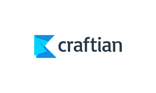 Craftian - Crafts business name for sale