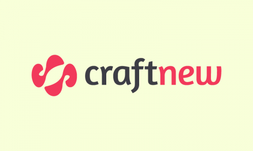 Craftnew - Crafts brand name for sale