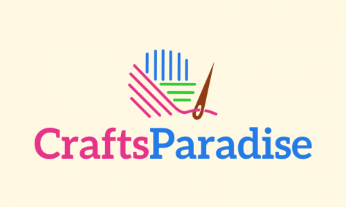 Craftsparadise - Crafts domain name for sale