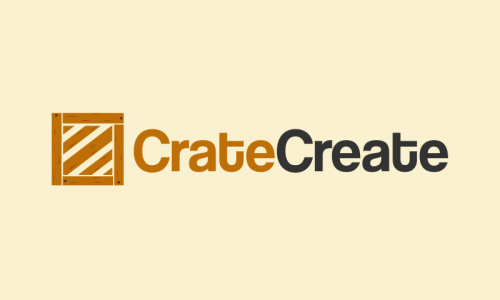 Cratecreate - Technology domain name for sale