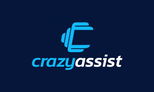 Crazyassist - Business startup name for sale
