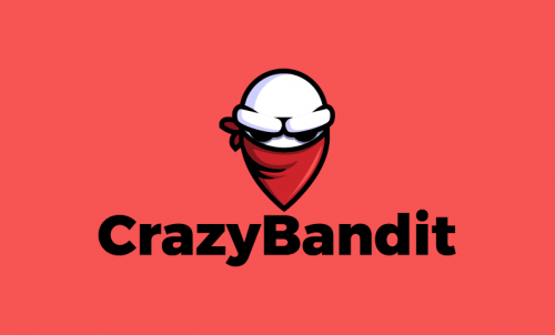 Crazybandit - E-commerce business name for sale