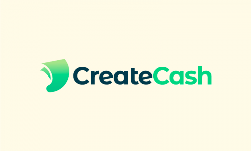 Createcash - Finance product name for sale