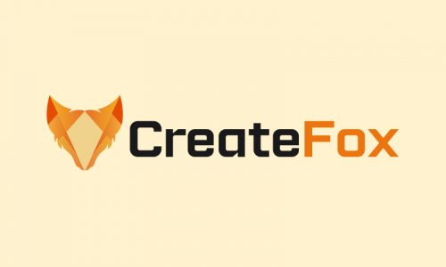 Createfox - Media domain name for sale