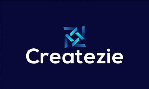 Createzie - Media company name for sale