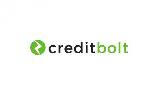 Creditbolt - Banking brand name for sale