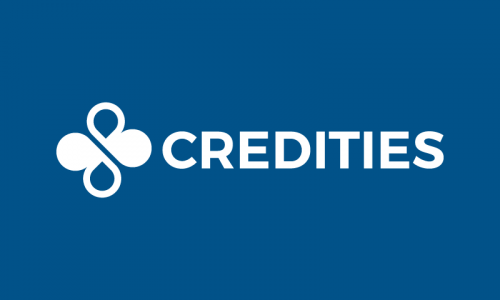 Credities - Banking company name for sale