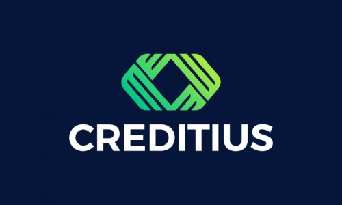 Creditius - Banking startup name for sale