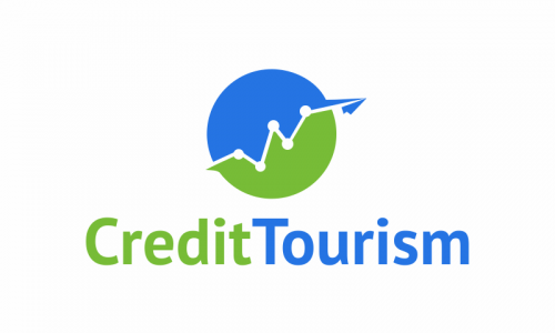 Credittourism - Travel brand name for sale