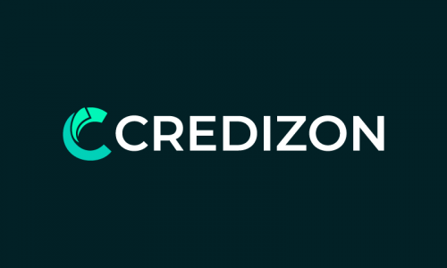 Credizon - Banking domain name for sale