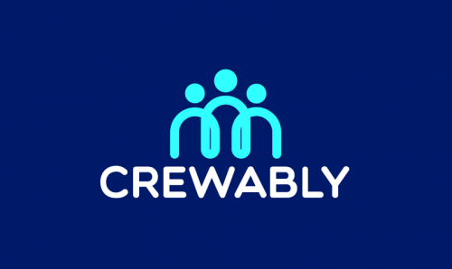 Crewably - Technology brand name for sale