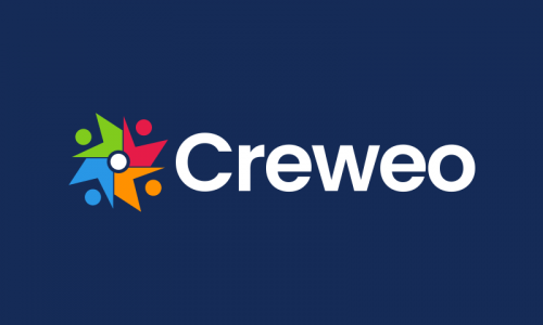 Creweo - Recruitment brand name for sale