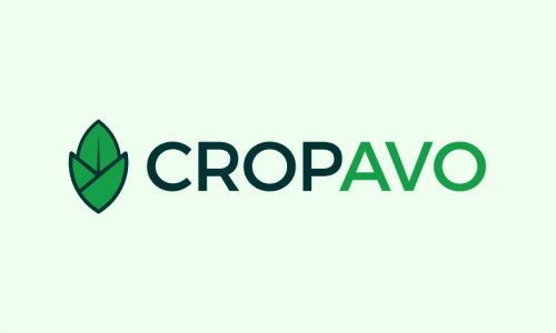 Cropavo - E-commerce business name for sale