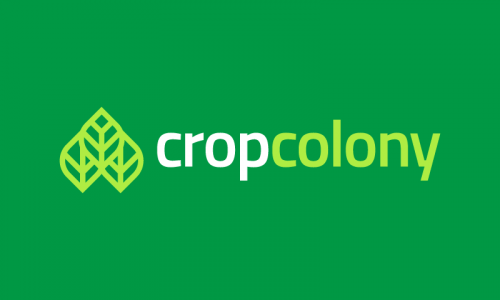 Cropcolony - E-commerce product name for sale