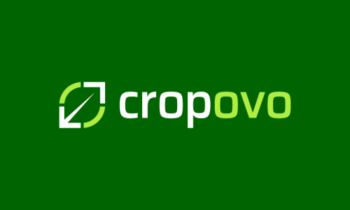 Cropovo - Dining startup name for sale