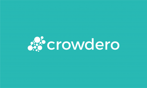 Crowdero - Crowdsourcing brand name for sale