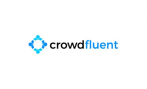 Crowdfluent - Crowdsourcing brand name for sale