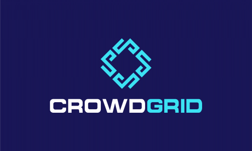 Crowdgrid - Crowdsourcing company name for sale