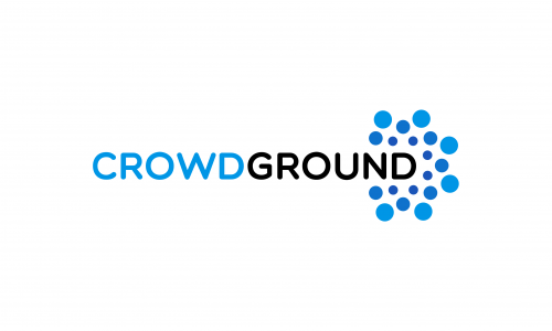 Crowdground - Crowdsourcing company name for sale
