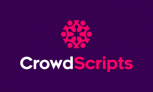 Crowdscripts - Crowdsourcing domain name for sale
