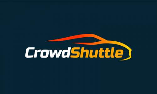 Crowdshuttle - Automotive brand name for sale