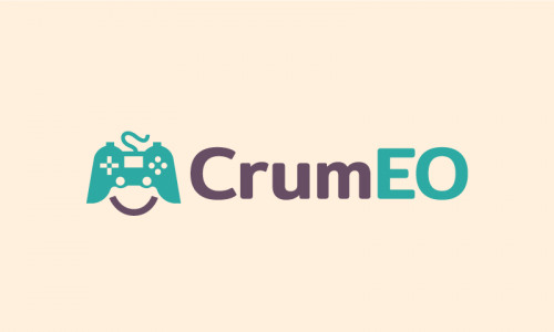 Crumeo - Online games company name for sale