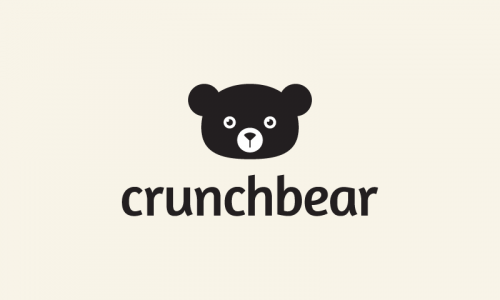 Crunchbear - Food and drink company name for sale