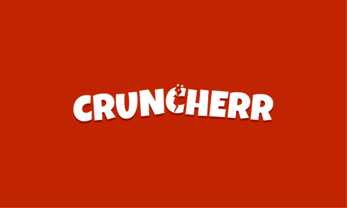 Cruncherr - Food and drink startup name for sale