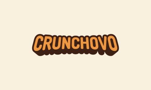 Crunchovo - Food and drink product name for sale